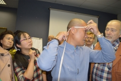 Scalp Acupuncture – Dr Andy Hu gives a detailed explanation of the measurements.